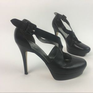 Guess by Marciano Womens High heels black size 7M